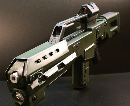 Doom Replica Reaper Rifle