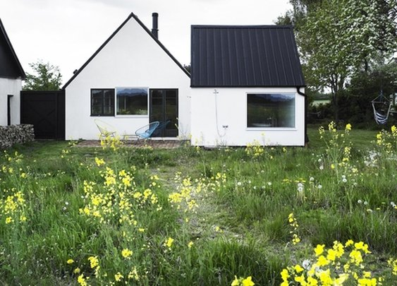 An Idyllic Swedish Summerhouse - Ideas - Dwell