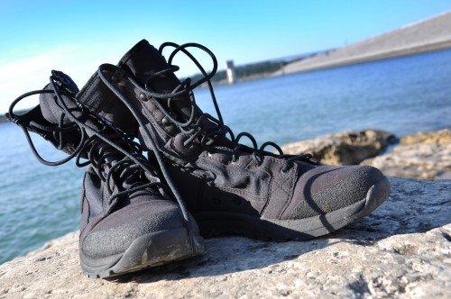 Danner's new lightnining-fast Tachyon boot for 2013