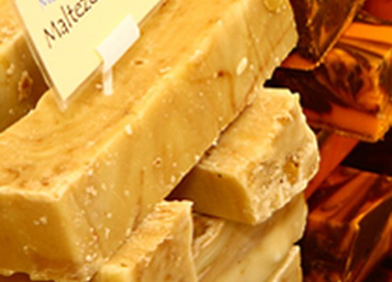 Man of Aran Fudge :: Irish Fudge ::