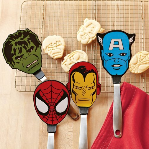 Marvel Superhero Cookie Gubbins | That Should Be Mine