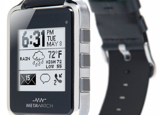 MetaWatch Frame — The Man's Man