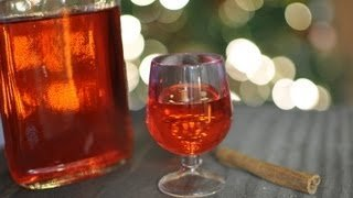 How to Make Cinnamon Schnapps