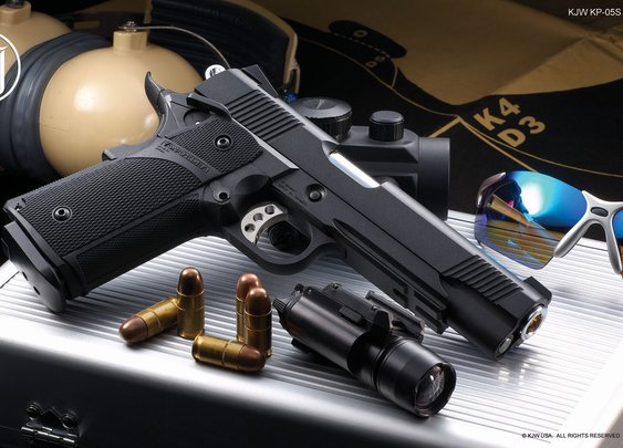 KJ Works gun