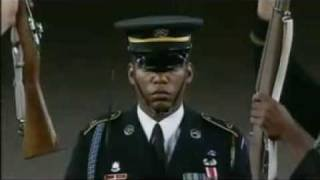 US Army Drill Team - YouTube