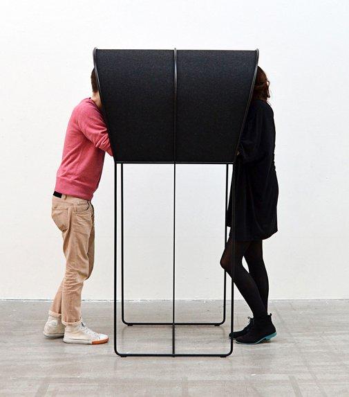 Art furniture - Confession table