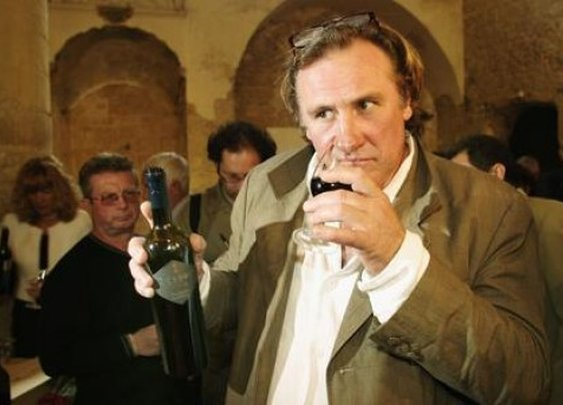 Gérard Depardieu and the 75 per cent tax