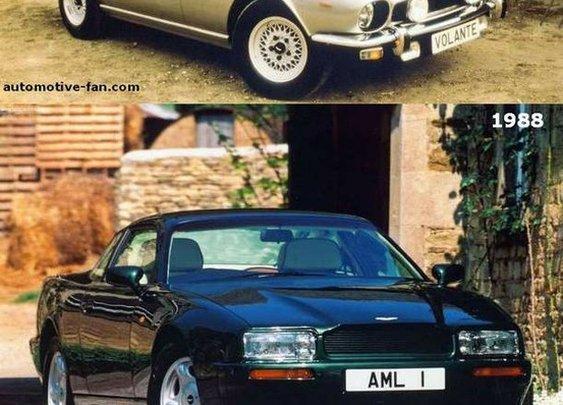 Cars & Bikes / The #history of #Aston #Martin