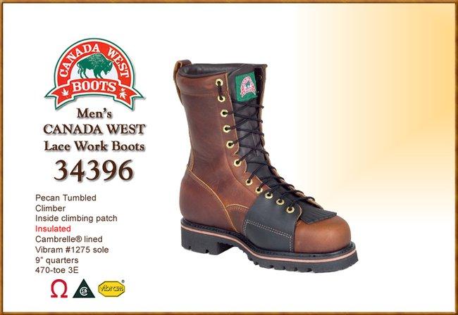Canada West Boots 34396 Gentlemint
