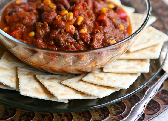 Everything Chili | Eclectic Recipes