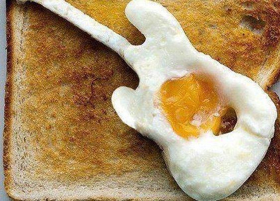 Good morning - Breakfast!