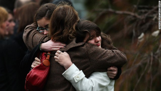 After tragedy, don't obsess, heal gently