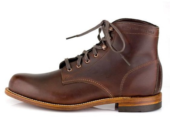 Wolverine 1000 Mile Boot — The Man's Man
