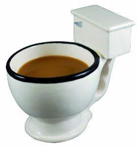 Toilet Mug - Nice Gag Gift