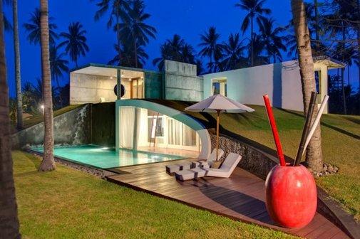 Villa Sapi by David Lombardi »  CONTEMPORIST
