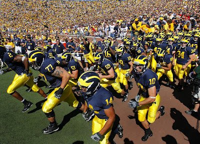 Michigan Wolverines 2nd Most Valuable Team In College Football - The Good Guys Corner