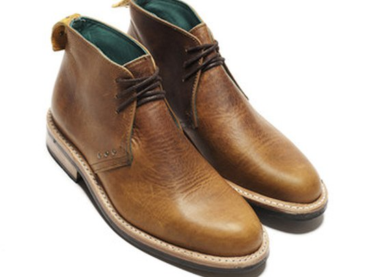 Fab.com | Speed Bump Chukka Tan