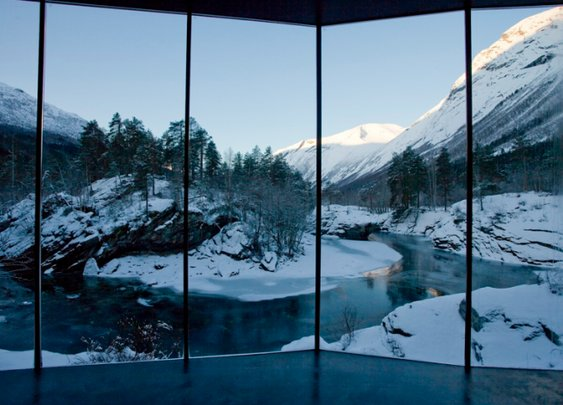 A Room with a View in Norway