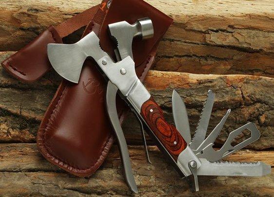 Mo-Tool Wood Inlay Axe