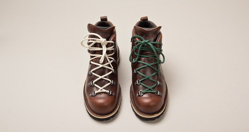 Mountain Trail Left Bank Danners — The Man's Man