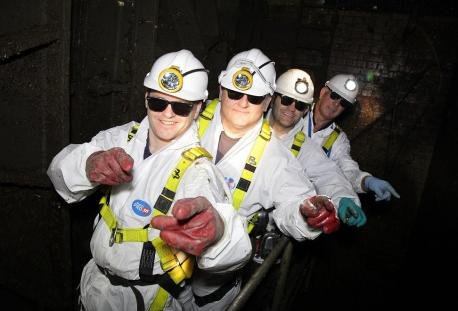 Sewer workers in Gangnam Style attack on 'fatbergs' ( East London and West Essex Guardian Series)