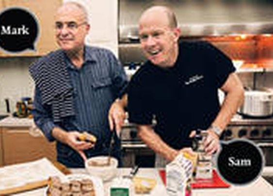 Mark Bittman and Sam Sifton's Feast in a Day - NYTimes.com