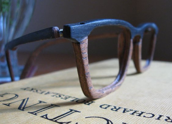 Wooden Specs Studio - Wood Art Eyeglass Frames