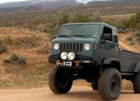 2012 Easter Jeep Safari: MIghty FC Concept takes on Moab, Utah - YouTube