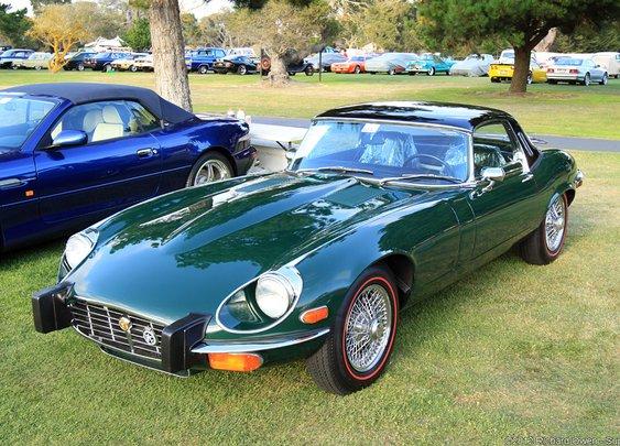 1971 Jaguar E-Type Series III Roadster