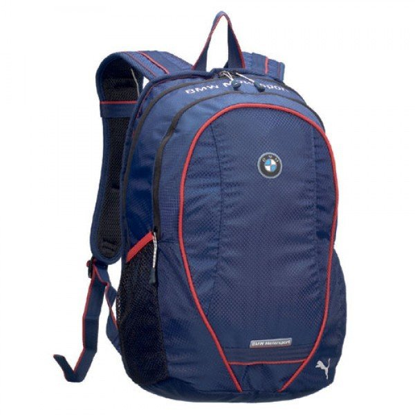 puma bmw motorsport navy backpack. Black Bedroom Furniture Sets. Home Design Ideas