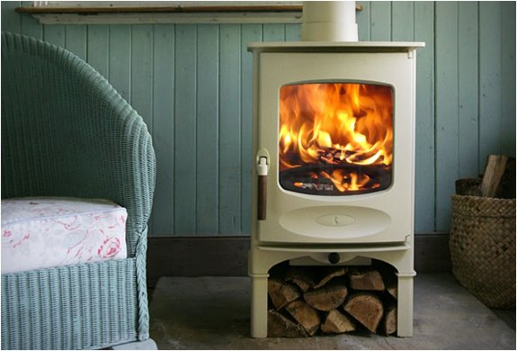 C-FOUR WOOD STOVE | BY CHARNWOOD