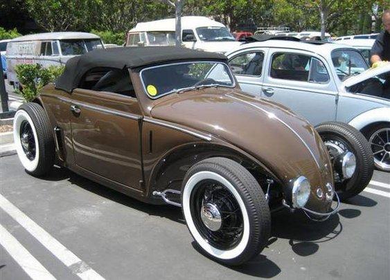 GasCap Motor's Blog: Volksrods