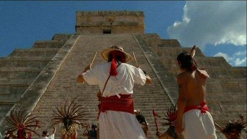 BBC News - 'Mayan day of apocalypse' arrives