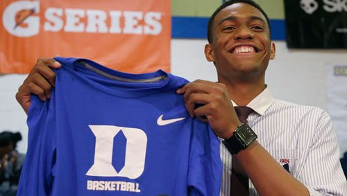 Jabari Parker Commits To Duke - The Good Guys Corner