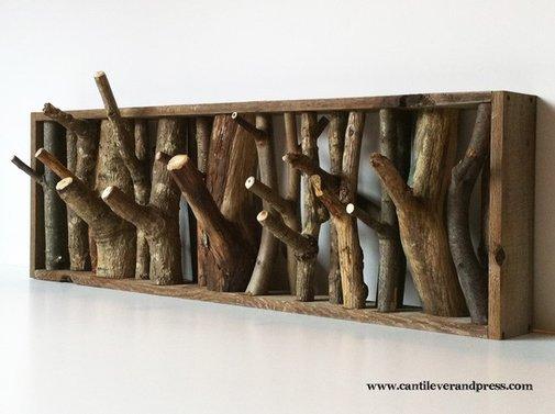 Nature's Coat Rack