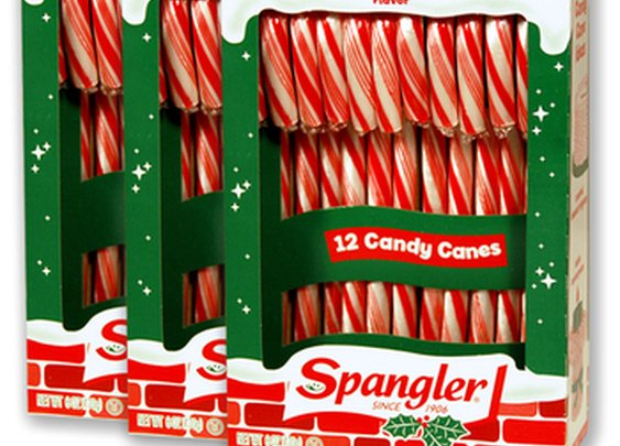 Nothing like the taste of Peppermint candy...