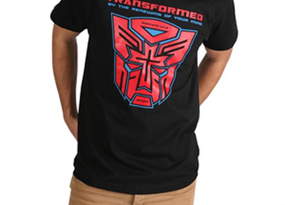 Christian Transformers shirt                       > NOTW > Transformed > Guys Christian Shirts @ C28