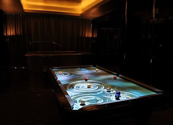 Coolest pool table...ever