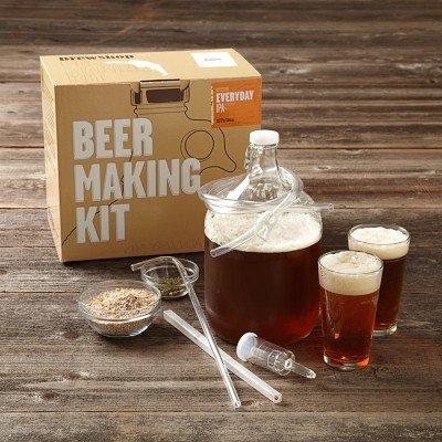 $40 Beer Making Kits   Williams-Sonoma