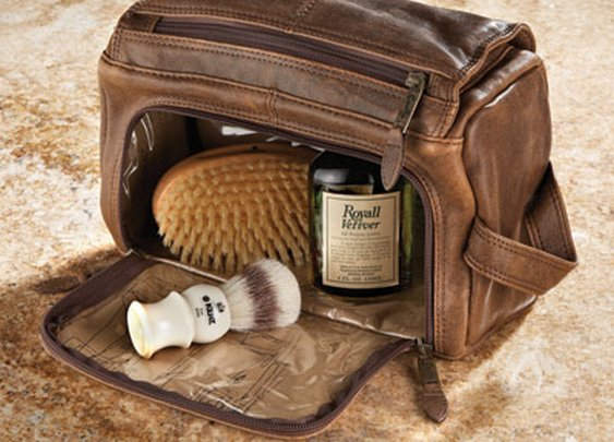 Lambskin Shave Kit - Sporty's Preferred Living