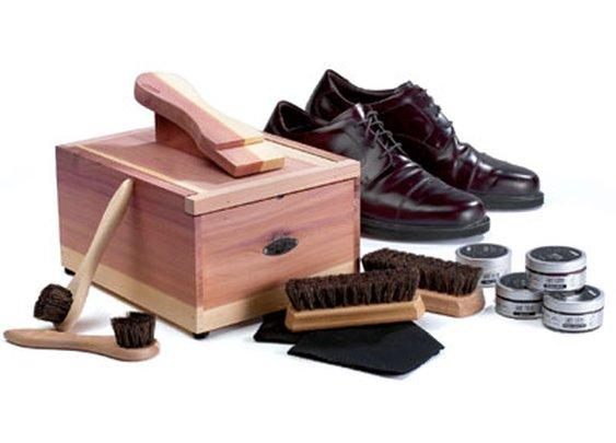Shoe Care Kit - Sporty's Preferred Living