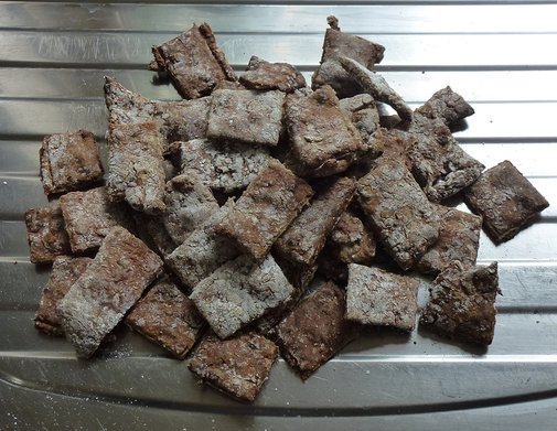 Homemade dog biscuit recipe‏ you're dog will adore!