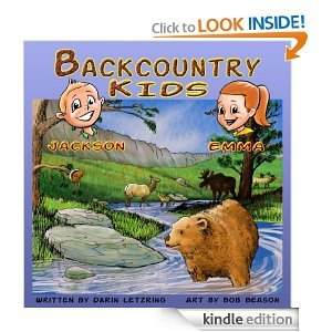 Free Kindle Book - Backcountry Kids