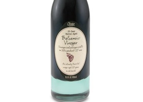 25-Year Barrel-Aged Balsamic Vinegar | Williams-Sonoma
