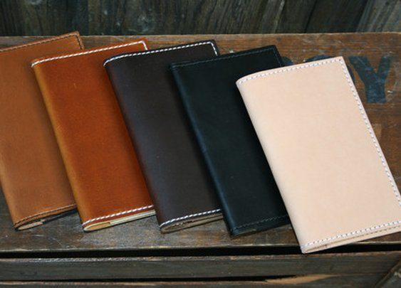Leather Field Notes Holders