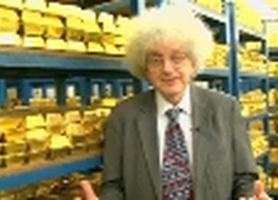 Watching: Massive gold vault in Kim's Picks @ TVKim
