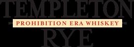 Templeton Rye – Prohibition Era Whiskey