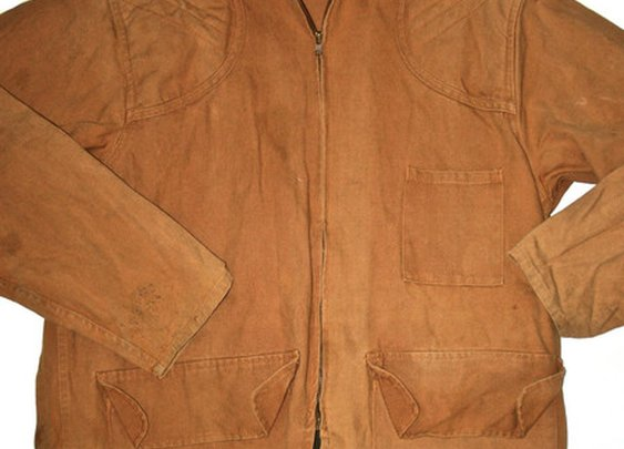 Petaluma Supply Co. - Vintage Canvas Hunting Jacket