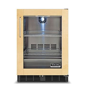 "24"" Custom Panel Undercounter Refrigerator by Viking"