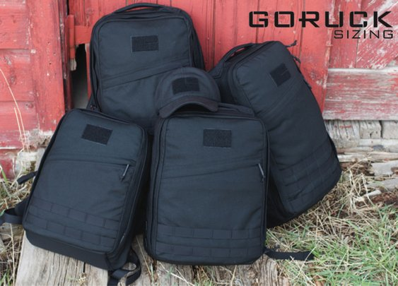 RADIO RUCK (BLACK) | GORUCK | Built in the USA